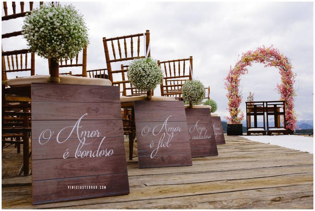 decoração para casamento ao ar livre no vila relicario