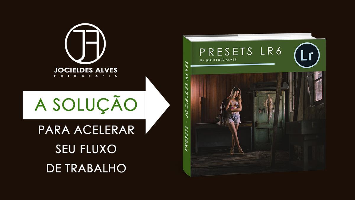 Imagem capa - PRESETS LIGHTROOM - JOCIELDES ALVES por Jocieldes Alves