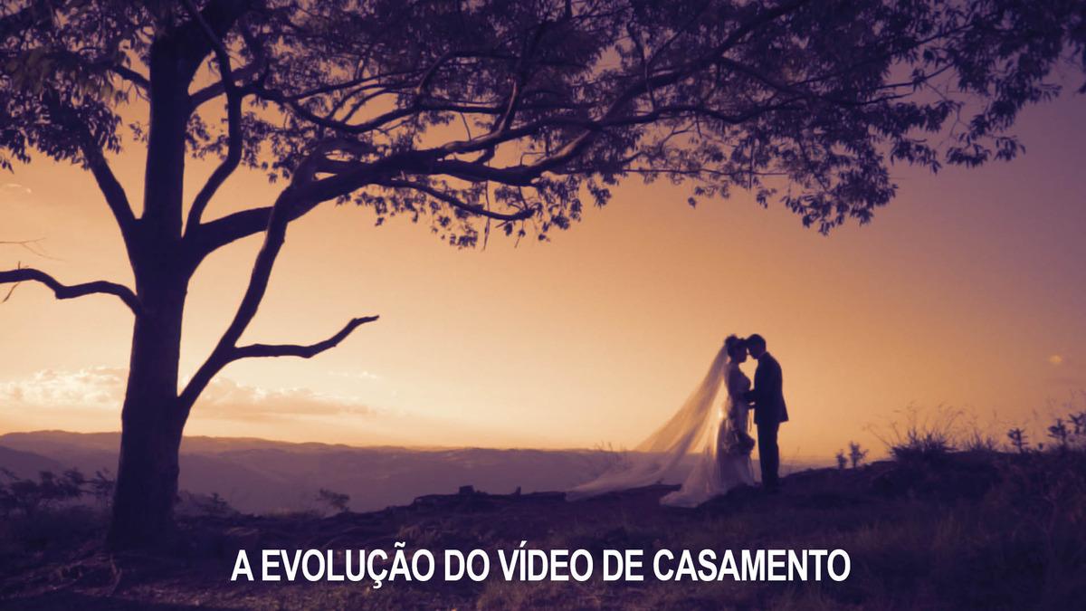 Imagem capa - A evolução do vídeo de casamento por Alárison Campos