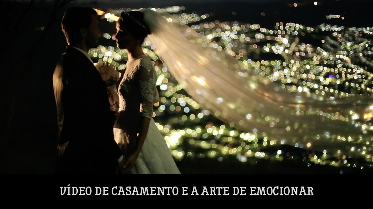 Imagem capa - Vídeo de casamento: um registro de emoções por Alárison Campos