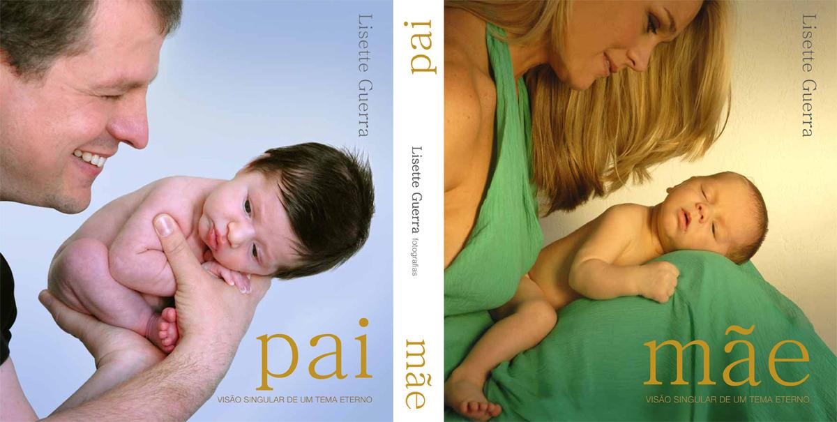 Imagem capa - Livro PAI & MÃE por Lisette Revoredo Guerra
