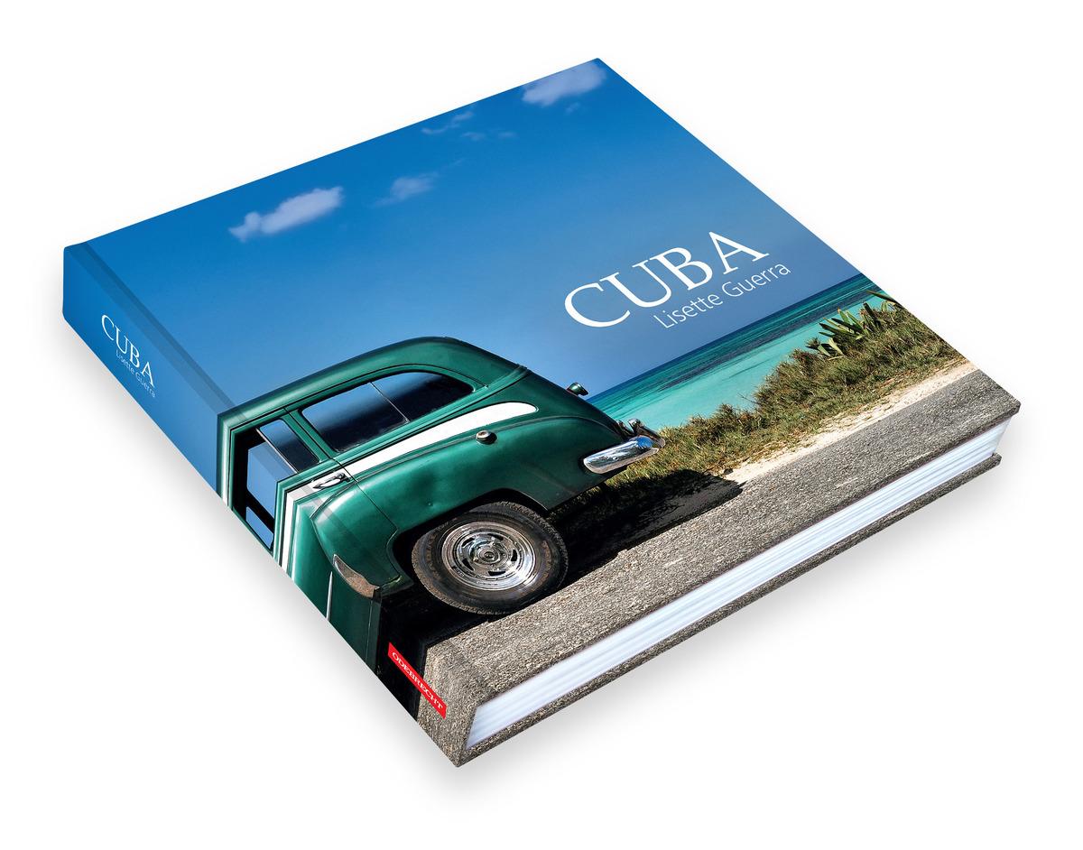 Imagem capa - CUBA por Lisette Revoredo Guerra