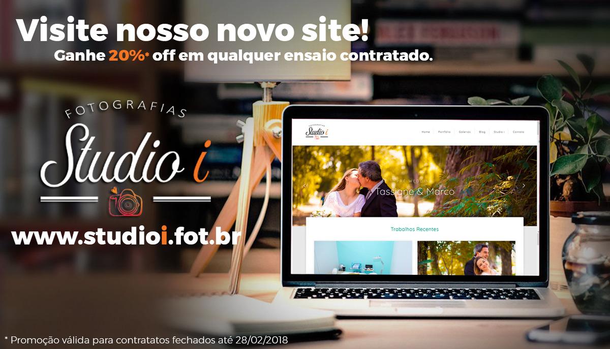 Imagem capa - Novo Site Studio i | Fotografias por Studio i Fotografias