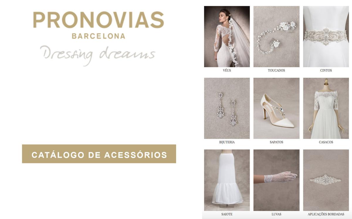 Imagem capa - Acessórios Pronovias  por CHRISTIAN OLIVEIRA