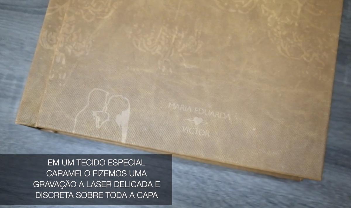Imagem capa - Capa com tecido especial e gravação especial por Junior Barreto