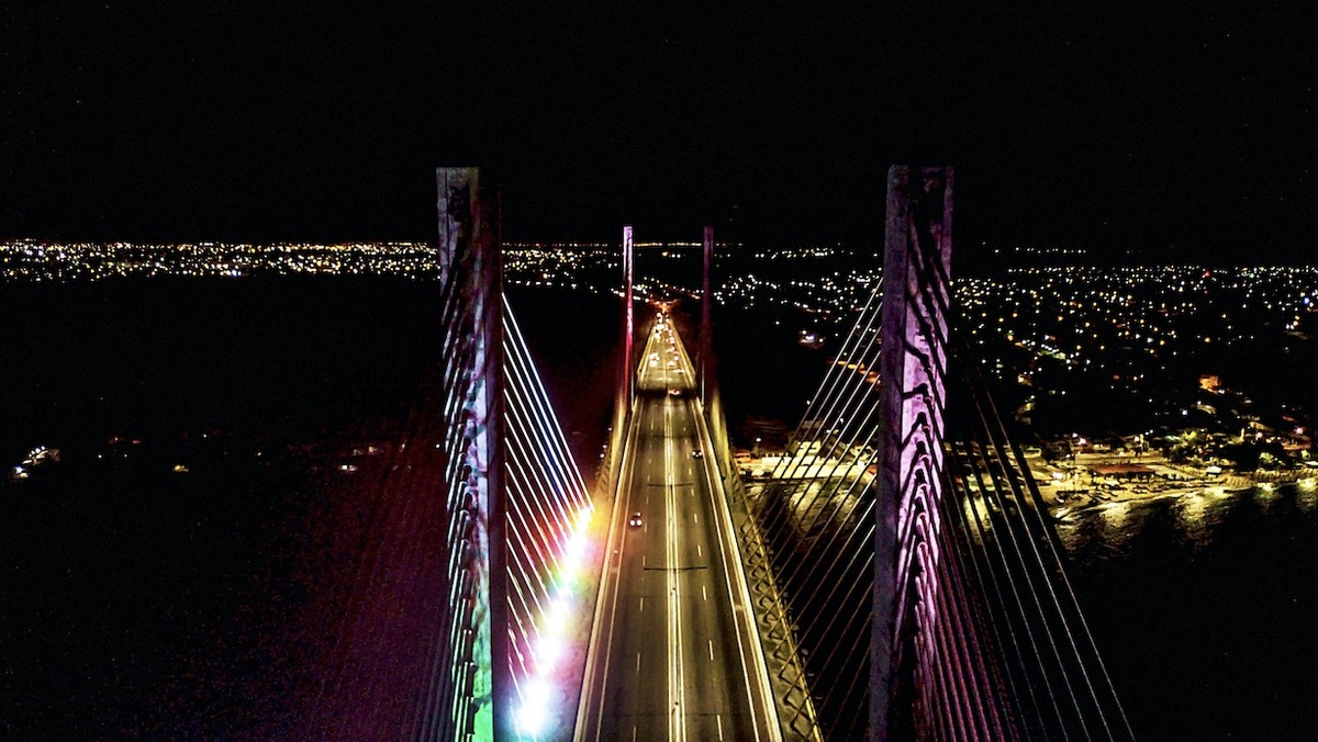 Imagem capa - Conheça a Ponte Newton Navarro por Junior Barreto
