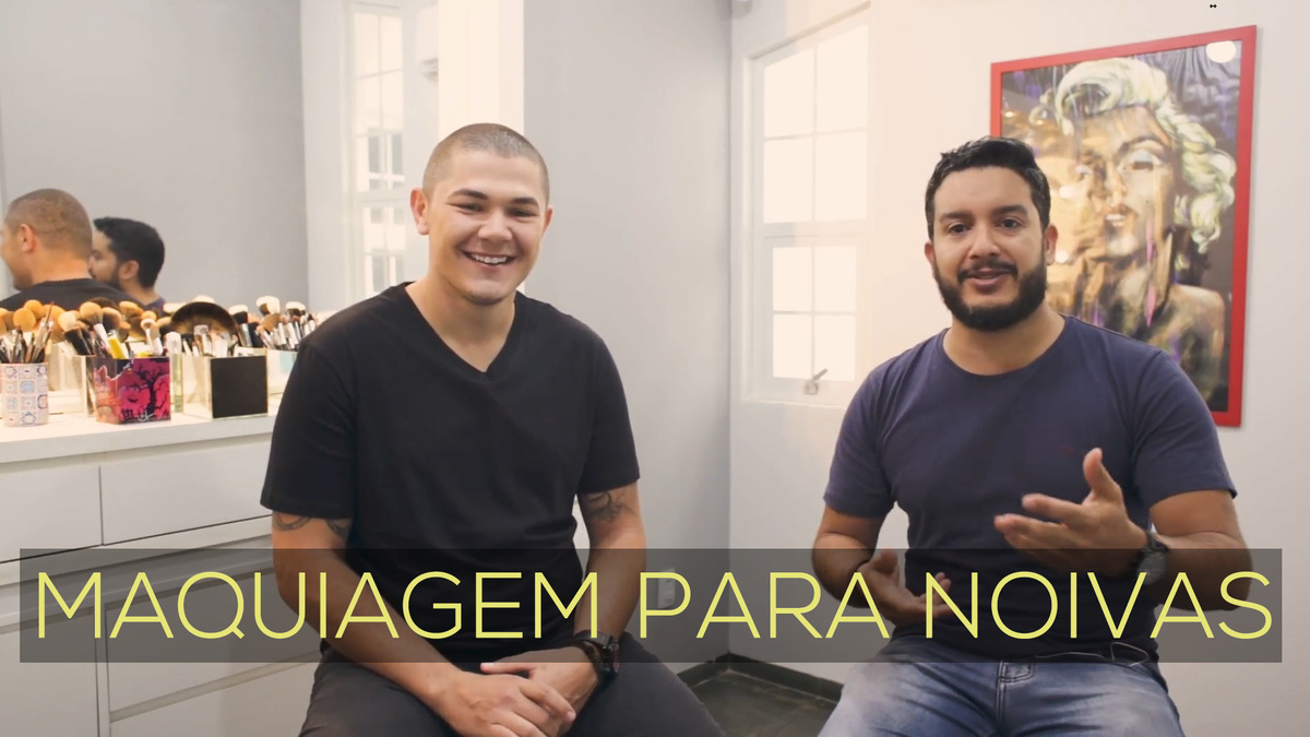 Imagem capa - MAQUIAGEM de Noivas - Dicas com Magno Alves por Juliano Tavares - Fotografia