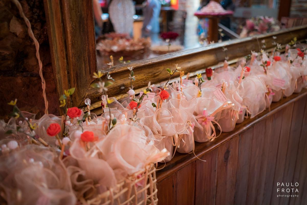 lembranças, decoração de casamento, restaurante a mineira niterói