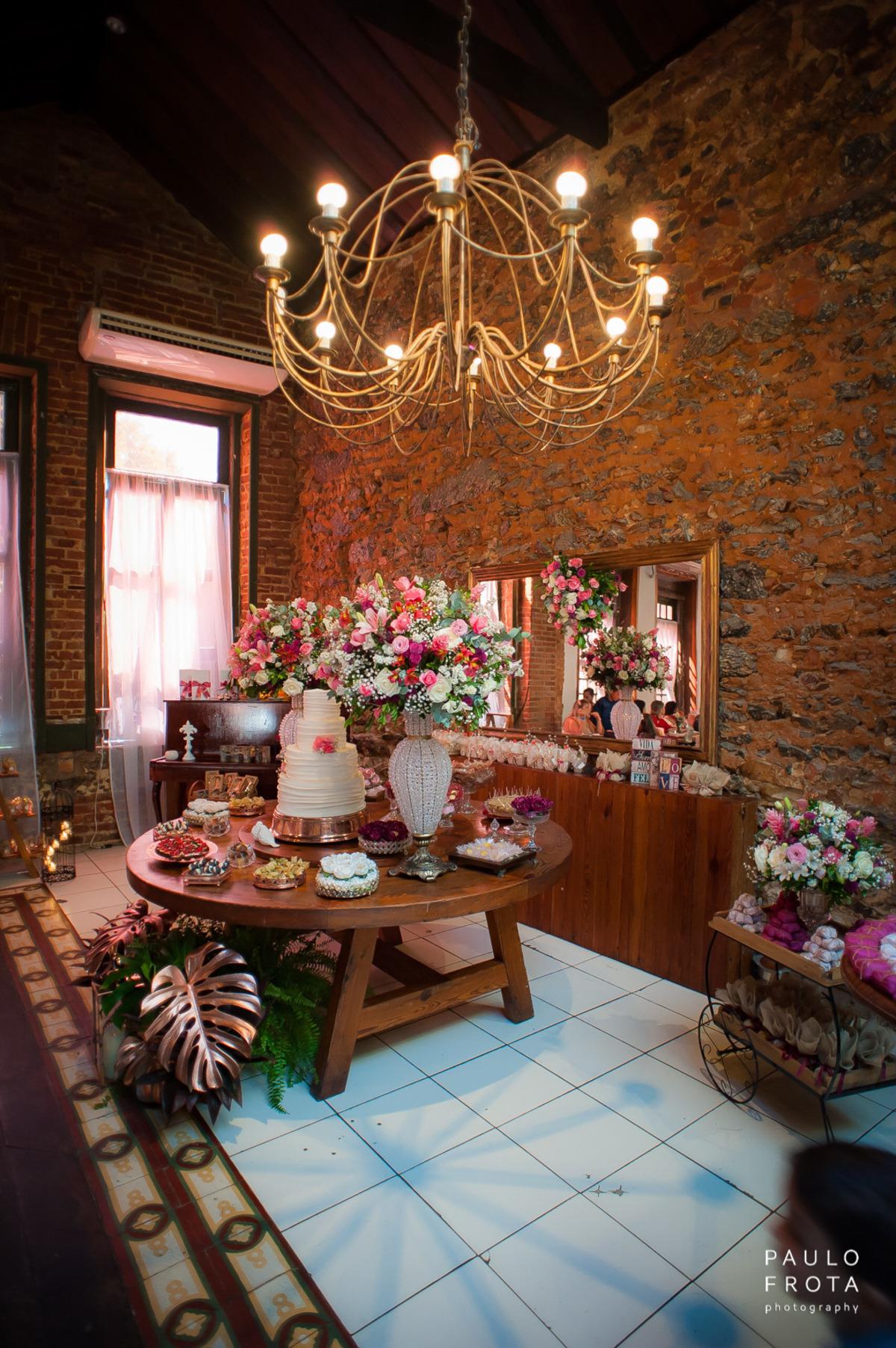 decoração de casamento restaurante a mineira Niteroi