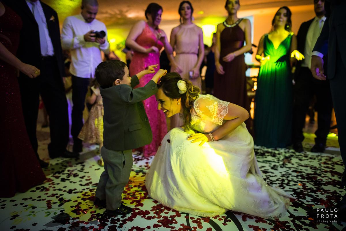 festa solar imperial, noiva vimm pajem