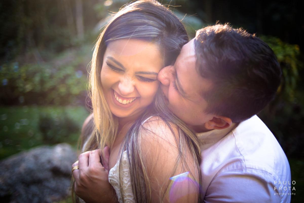 casamento em Friburgo, casal rindo