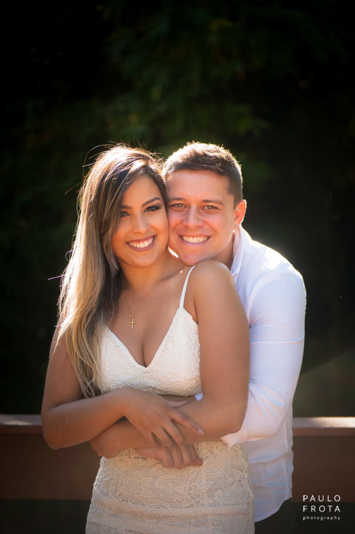 casamento em Friburgo, casal posando para foto