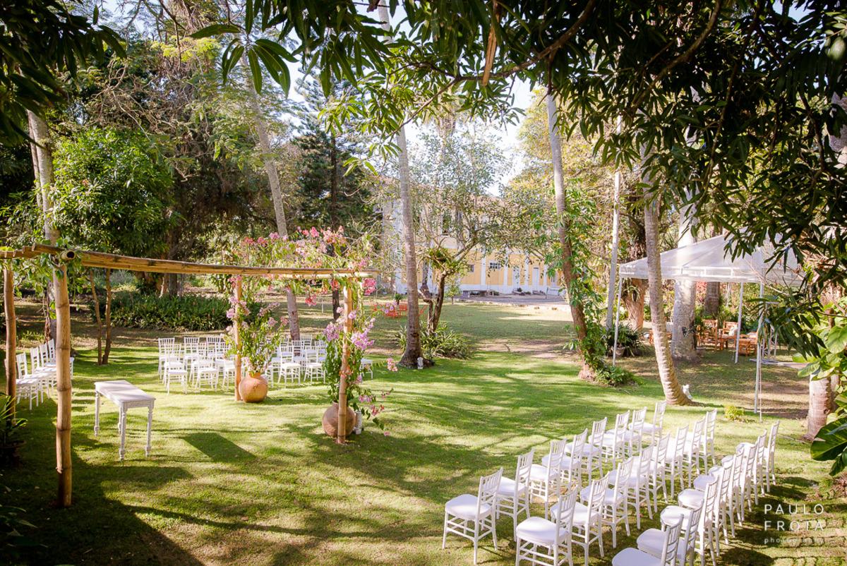 decoração casamento em fazenda