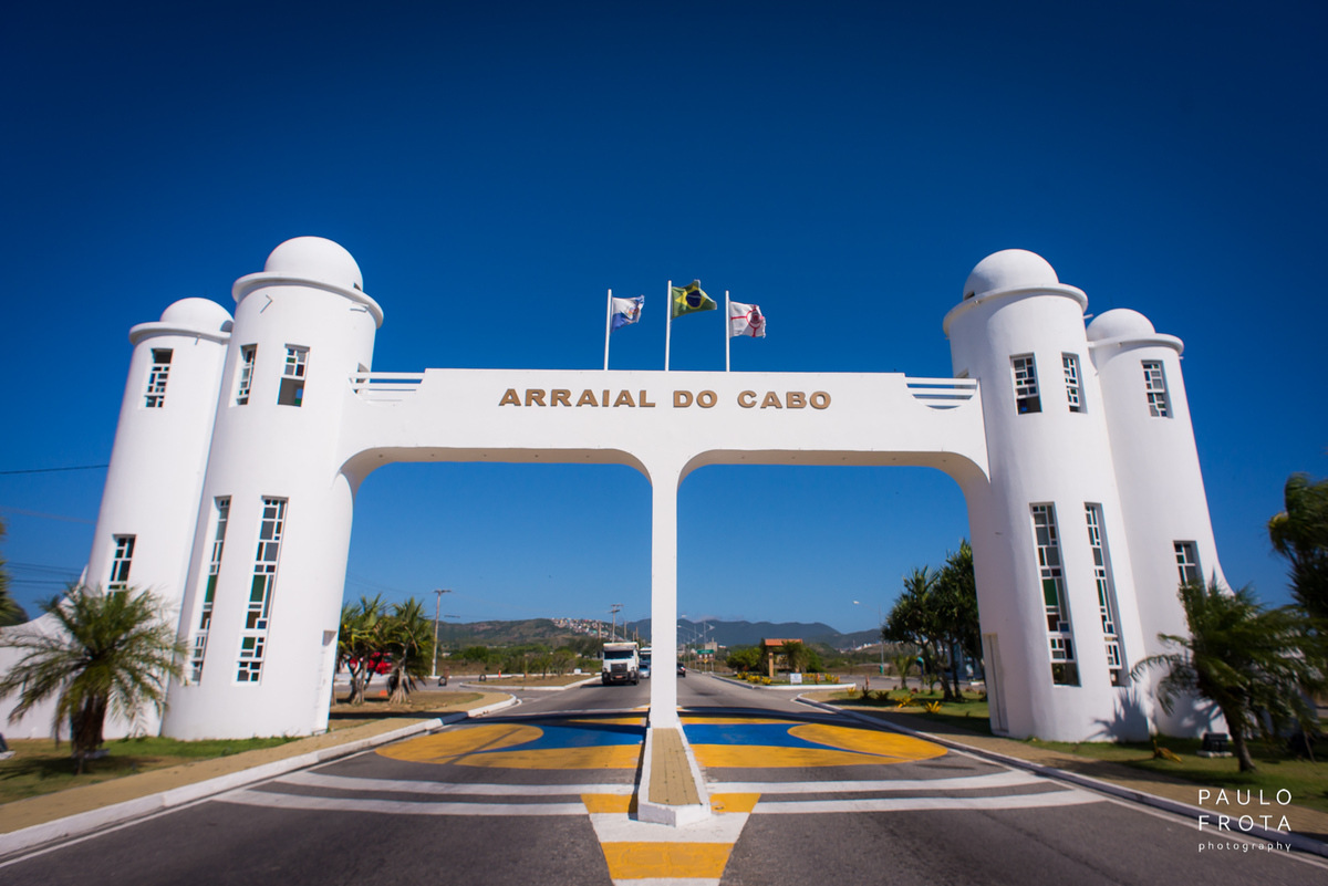 portal de arraial do cabo - RJ