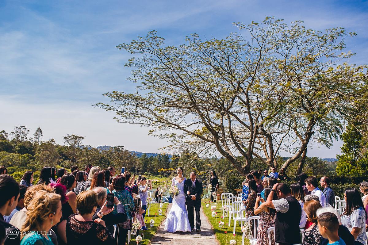 Imagem capa - Casamento no Campo, Casamento na Fazenda ou Casamento na igreja? por Yamauchi Fotografia