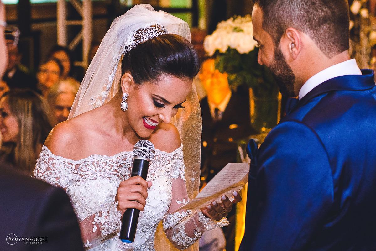 Imagem capa - Votos de Casamento - Larissa e Igor por Yamauchi Fotografia