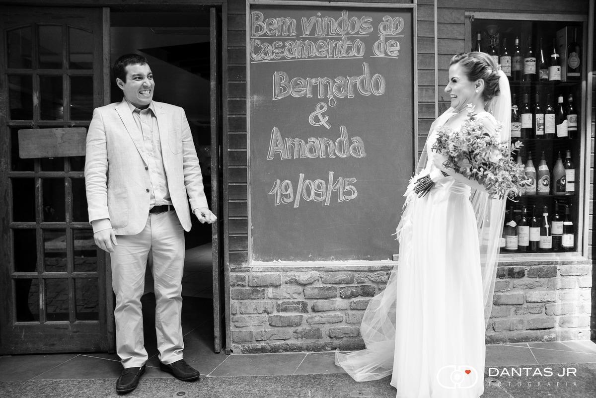 Imagem capa - First Look: Uma tendência nos casamentos por Dantas Jr.