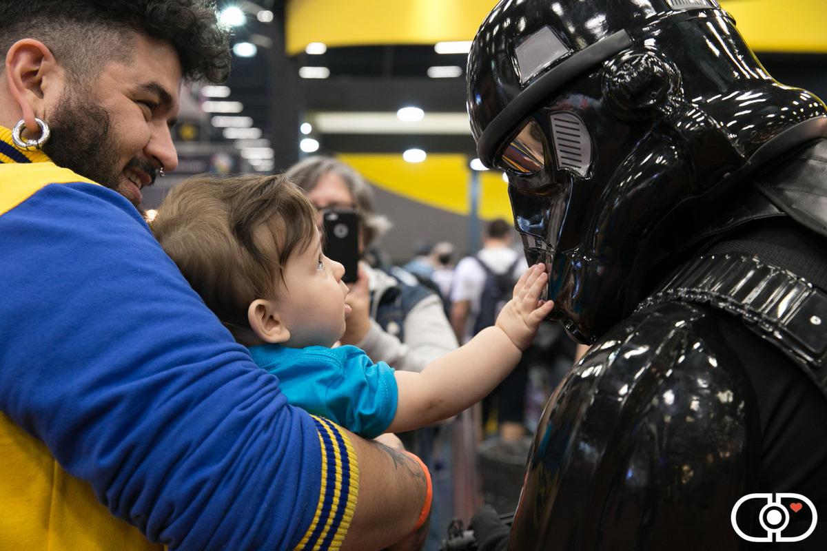 Imagem capa - Comic Con Experience 2016 por Dantas Jr.