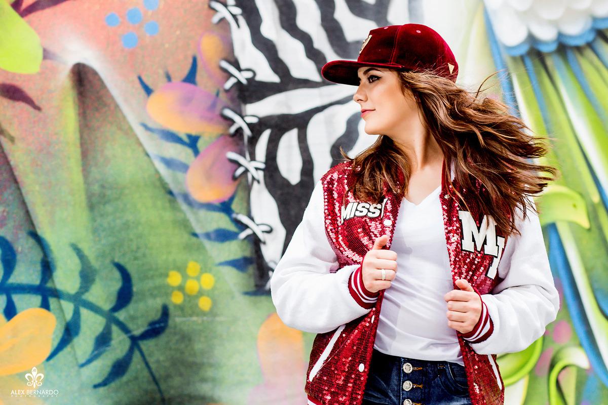 Imagem capa - Ensaio de 15 - Milena por Alex Bernardo