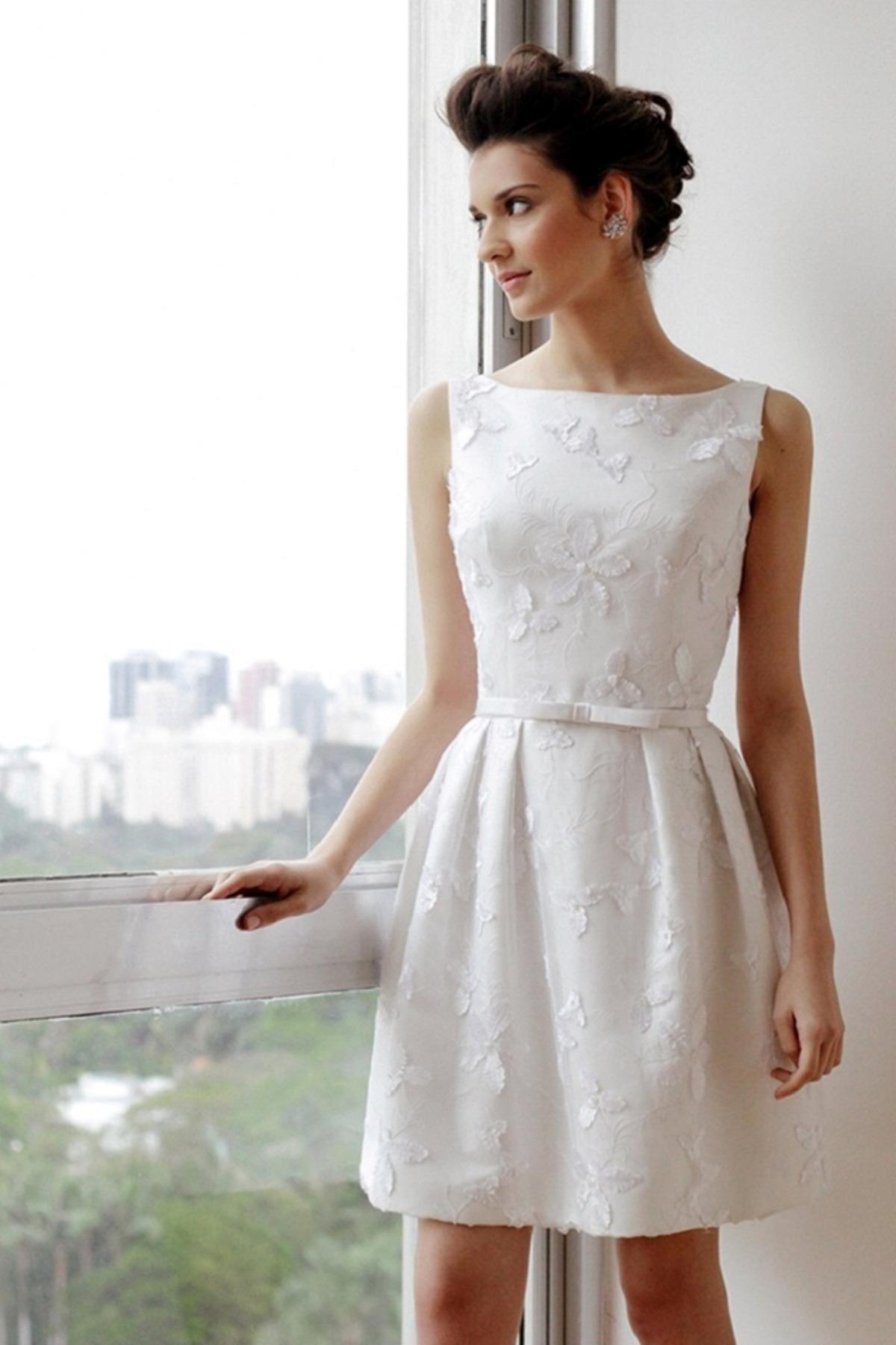 6ecb6d6eb Vestido de noiva para casamento civil: qual modelo escolher?