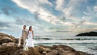 Casamento na Praia de P + S