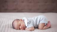 recém-nascido de João Vicente - 17 dias
