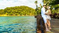 Pré Wedding de João e Tialla