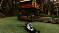 Ensaio Pós-Casamento de Cabanas Encantadas