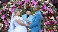 Casamento de Mirelle & André