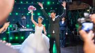 Casamento de Monique e Rene