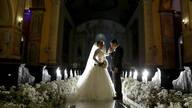 Casamento de Aline e Virgílio