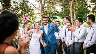 Casamento de Alyssa & Jhon