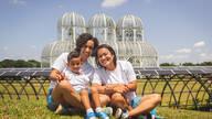 Ensaio Família de Laís+Vânia+Lorenzo