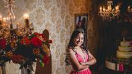 Aniversário de Fernanda Flamberry - 15 anos