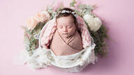 Newborn de Maria Beatriz