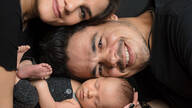Ensaio Newborn de Ravi