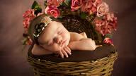 Newborn Júlia de 12 dias