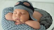 Newborn Bernardo de 10 dias