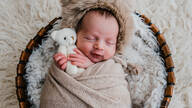 Newborn Thomás de 11 dias