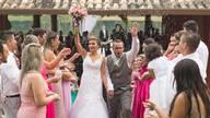 Casamento de Claudia e Alex
