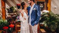Casamento Civil Em Casa de Eliza + Paulo