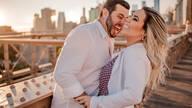 Pré Casamento de Bruna e João