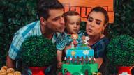 Aniver Infantil de Miguel faz 01 aninho