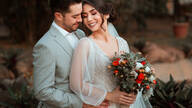 Casamento de Aline e Cláudio