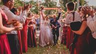 Casamento de Denise & Tiago