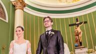 Casamento de Caroline e Julio
