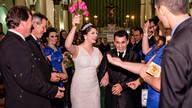 Casamento de Pamela e Leandro