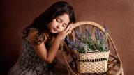 Retrato fineart de Maya