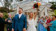 Casamento de Bianca e Israel