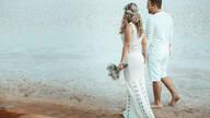 Casamento de Dia de Fotografias de Casamento